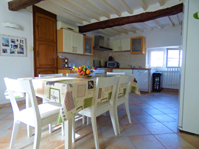 MAISON DE VILLAGE MAGAGNOSC 70 M²